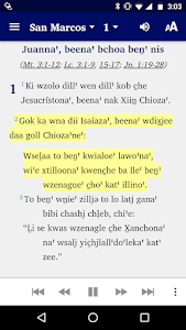 Zapotec Yaganiza - Bible 7.1