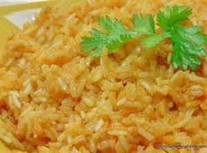 Mexican Sour Cream Rice Recipe