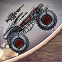 Zombie Hill Racing - Earn To Climb: Zombie Games icon
