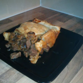 Pie With Beef And Beer