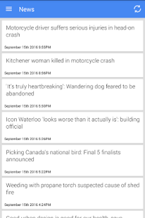 Kitchener News - náhled