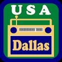 USA Dallas Radio icon
