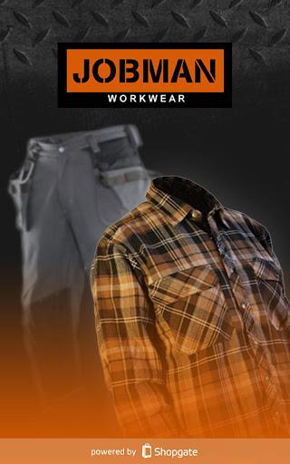 JOBMAN Workwear Online Store