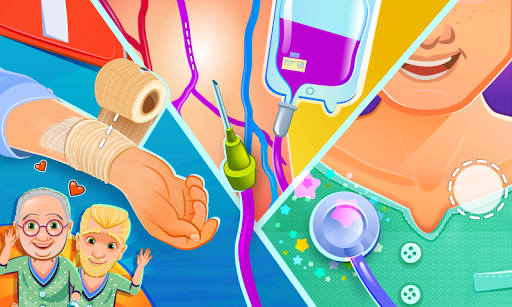 My Hospital: Doctor Game android2mod screenshots 2