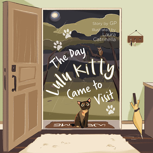 The Day Lulu Kitty Came To Visit cover