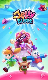 Jelly Blast Candy Trip 2.9.0 APK