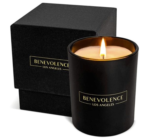 benevolence candle for home mother's day gift ideas