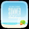 (FREE) GO SMS SUMMER THEME icon