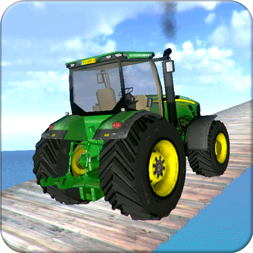 4x4 Tractor Hill Driver 3D (game)