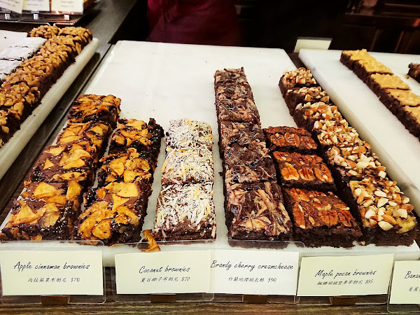 coco.Brownies可可布郎- 手工巧克力布郎尼專賣店 倫敦風格小店 @台北公館