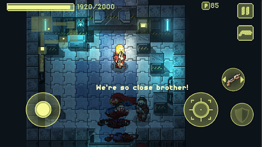 Ailment: space shooting pixelart game 3.0.1 screenshots 13