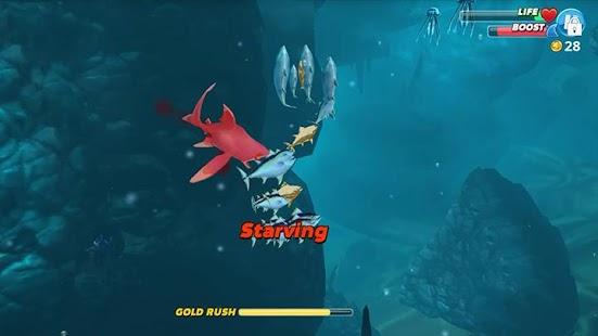Sharkz.io - Shark Survival - náhled