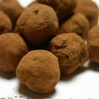 Chocolate Fruit Truffles Recipes.