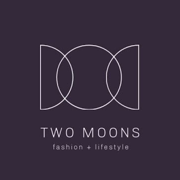 Two Moons Lifestyle - Etsy Shop Icon Template