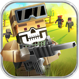 Pixel Shooter Zombies for PC and MAC