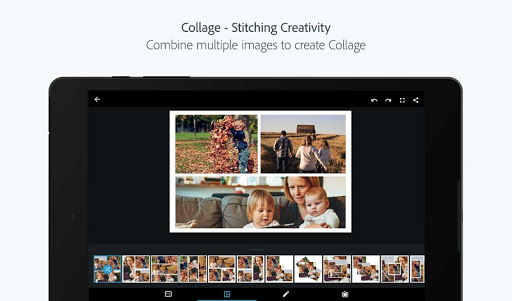 Adobe Photoshop Express:Photo Editor Collage Maker  screenshots 12