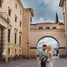 Wedding photographer Nataly Dauer (Dauer). Photo of 24.10.2018