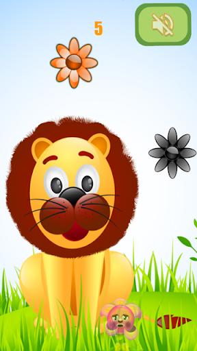 Kids Flower Pop Reflex Game