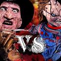 Freddy krueger VS Chucky wallpaper icon