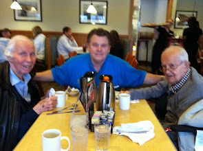 Photo: 91st birthday at Perkins
