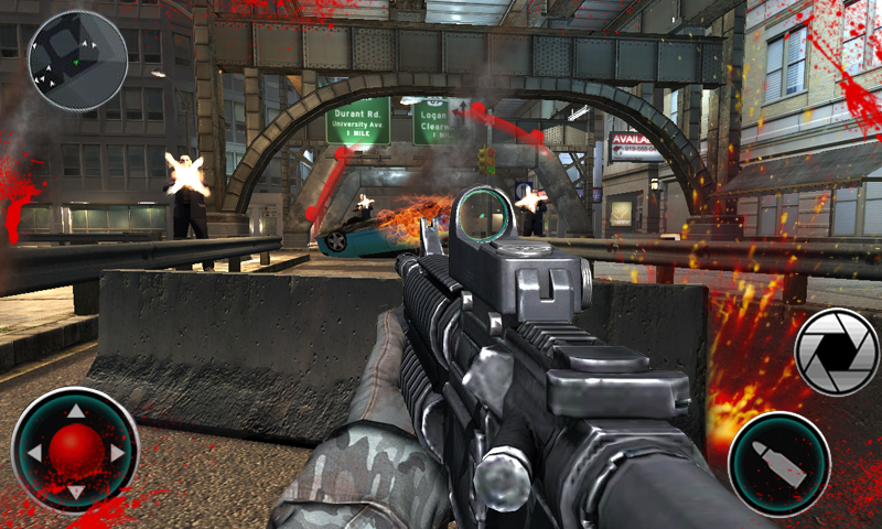 SWAT Assassin Shooter- screenshot