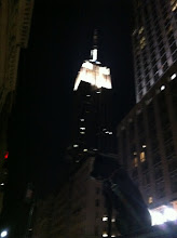 Photo: Malia & the  Empire State Building in New York, NY