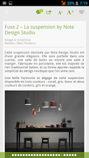 Deco Tendency - Blog Déco- screenshot thumbnail