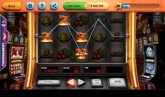 casino slot монета