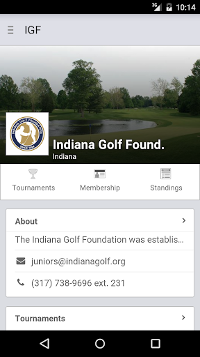 Indiana Golf Foundation