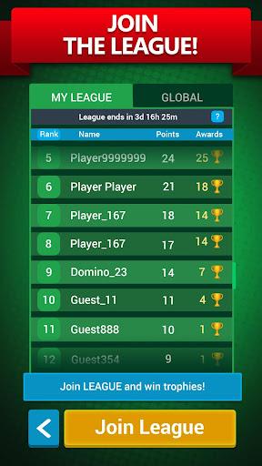 Dominoes - Classic Domino Board Game apktreat screenshots 2