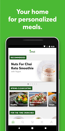Innit -10K+ Shoppable Guided Recipes - screenshot