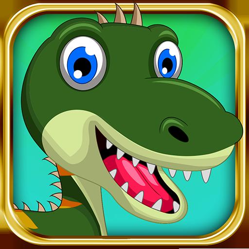 Skippy Dino 冒險 LOGO-玩APPs