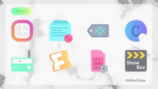 Afterglow Icons Pro v1.5.0 [Patched] APK 7