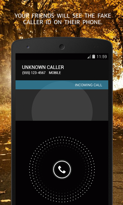 Fake Caller ID Apk Cracked Full Free Download | hitapk com