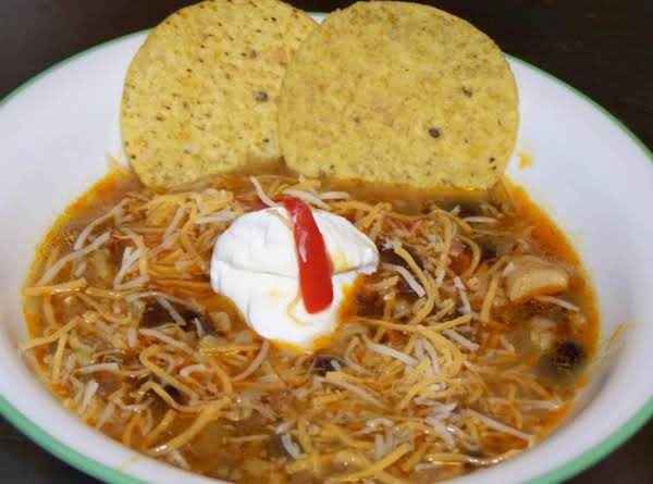 This Soup Will Have You Doing A Mexican Hat Dance For Your Dinner!