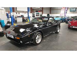 1992 TVR 400 SE