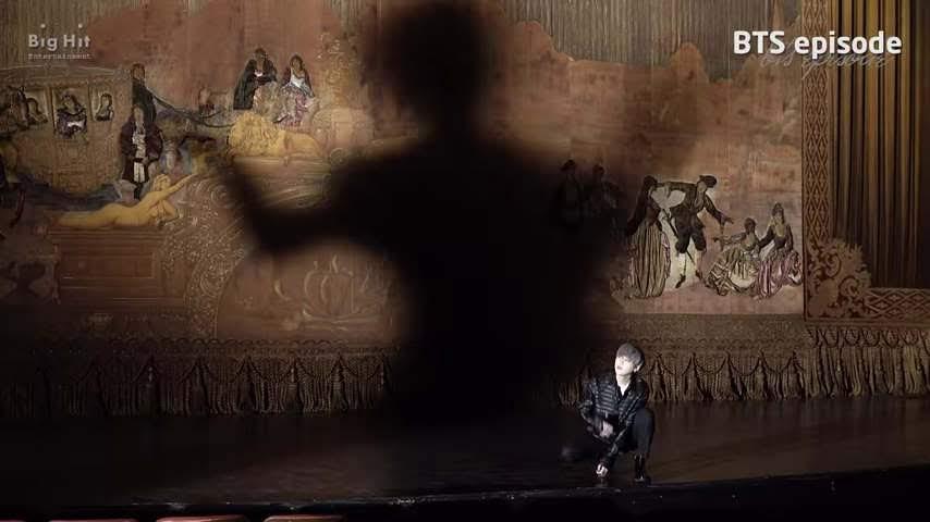 bts suga shadow