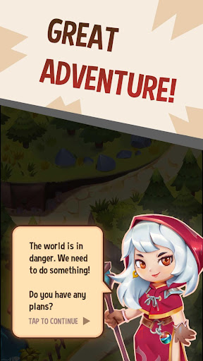 Bubble Shooter: Witch Story apkpoly screenshots 2