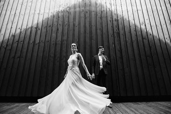 Wedding photographer Donatas Vaiciulis (vaiciulis). Photo of 12.10.2017