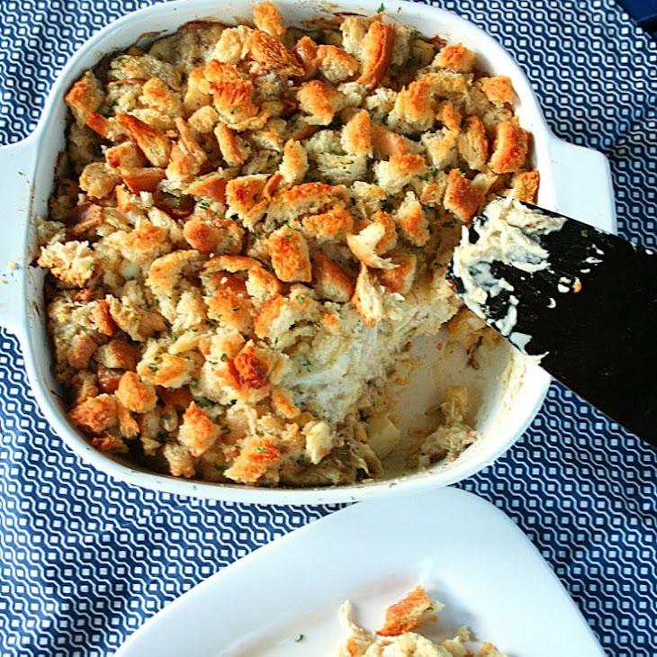 Grandma'S Crab Casserole Recipe