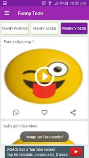 Funny Toon - náhled