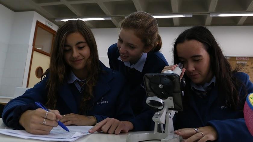 Los alumnos  de 15 años de Altaduna-Saladares han destacado especialmente en Ciencias.