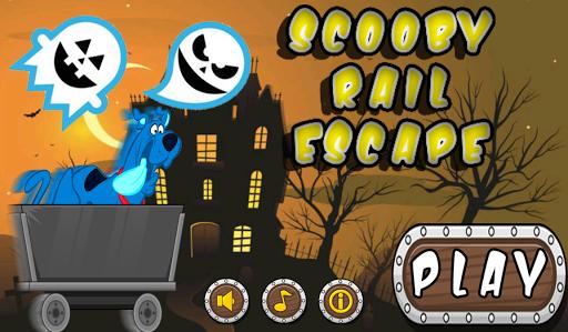 Scooby Rail Escape