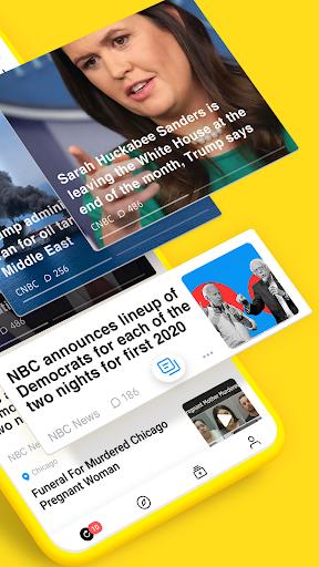 TopBuzz News: Breaking, Local, Entertaining & FREE 9.3.1.01 screenshots 2