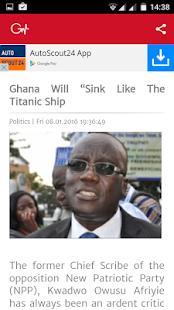 Ghana Waves Radio Stations Screenshot 13