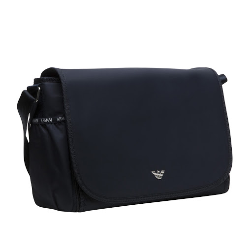 Thumbnail images of Emporio Armani Changing Bag Set
