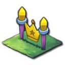 王かんの柵(プリンセス)