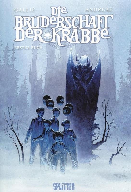 Die Bruderschaft der Krabbe (2010) - komplett