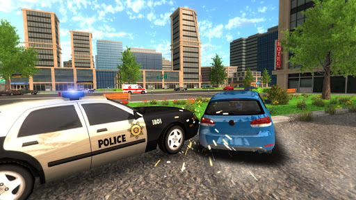 Crime Car Driving Simulator 1.02 screenshots 14