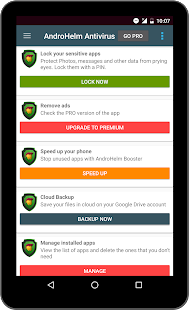 AntiVirus Android Screenshot